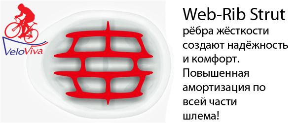 Web-Rib Strut технологии шлема