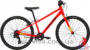 Купить Cannondale Kids Quick 24 Red