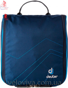 Дорожная косметичка Deuter Wash Center I (midnight-turquoise)