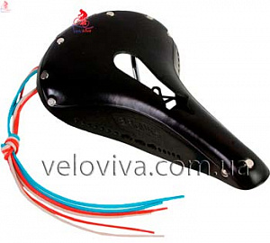 Седло Brooks Team Pro Imperial Black